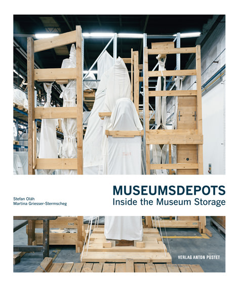Stefan Olah - Museumsdepots – Inside the Museum Storage