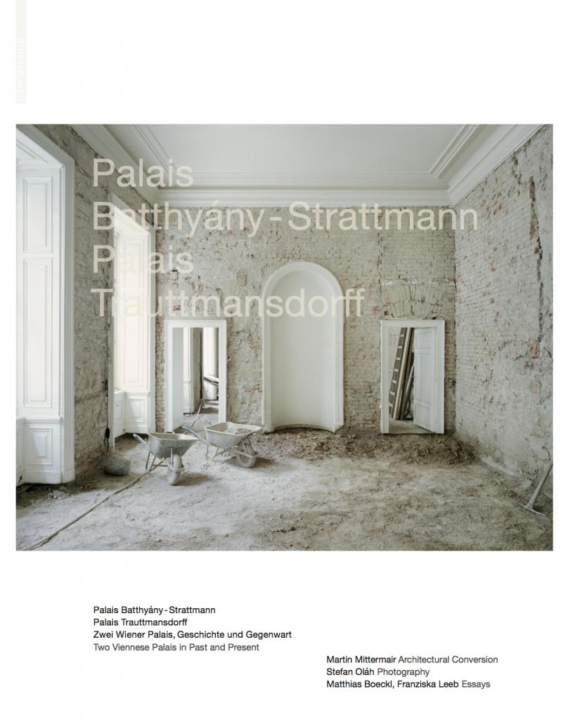 Stefan Olah - Palais Batthyány-Strattmann Palais Trauttmansdorff