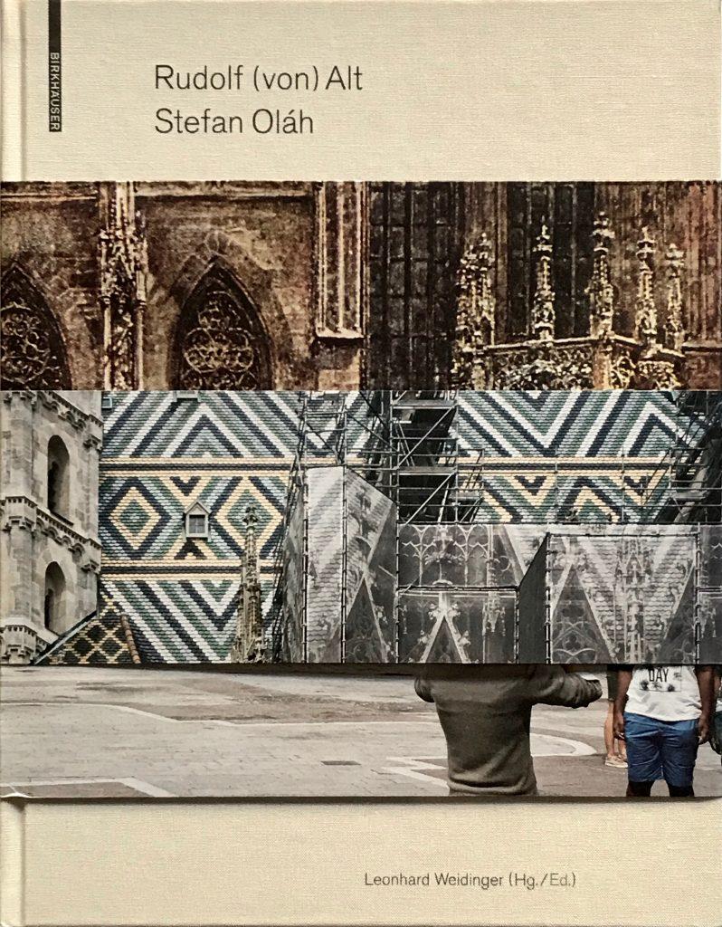 Stefan Olah - ALT WIEN NEU / OLD VIENNA NEW